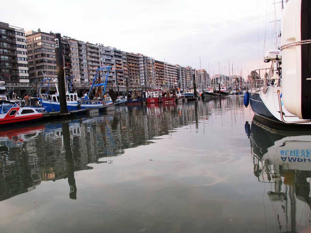 Hafen Blankenberge
