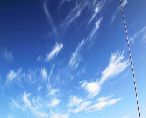 Wasser - Sonne - Wolken . . .