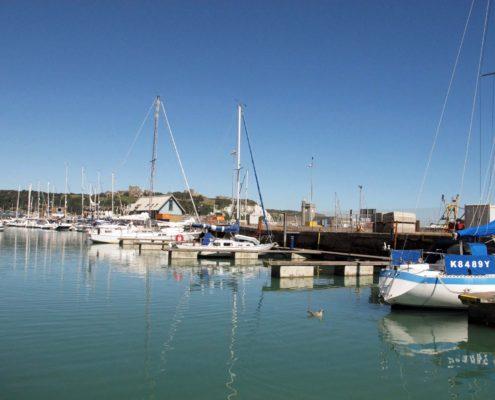 nOa im Granville Dock
