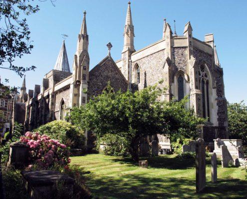 Dover Kirche