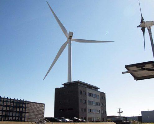 Windturbinen im Vergleich