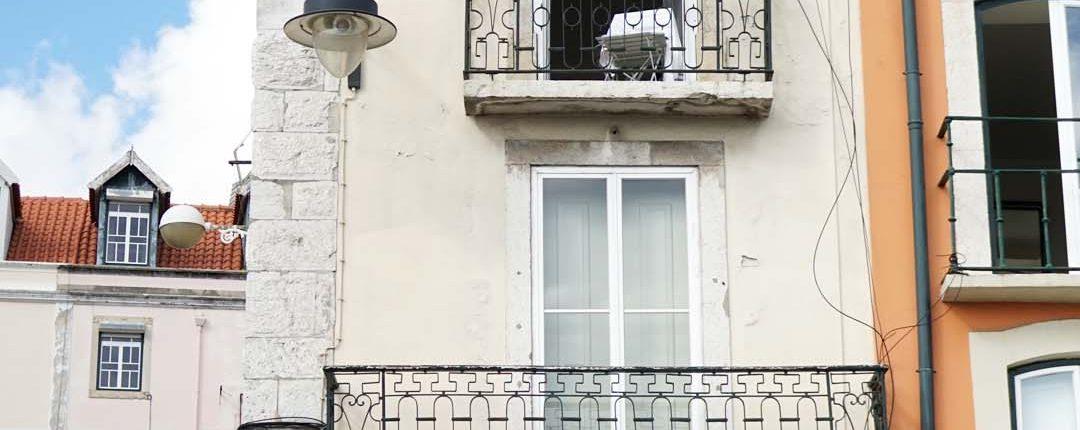 Schicker Kneipenname in Lissabon