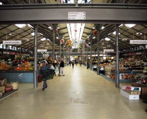 Markthalle Figuera da Foz