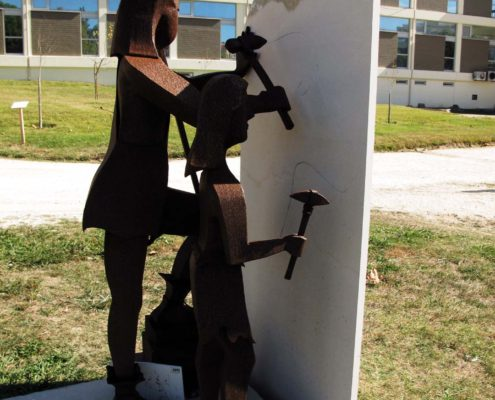 Künste stehen hier in Portugal hoch im Kurs
