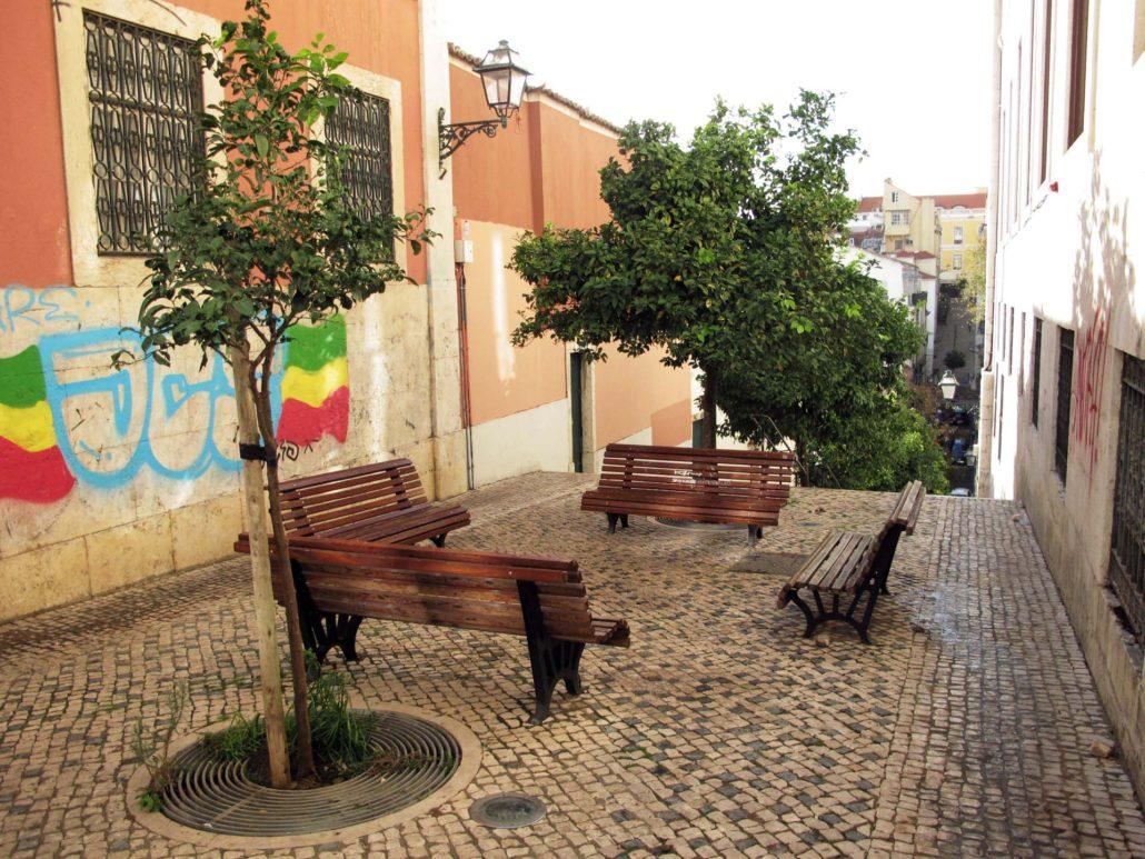 Altstadt Lissabon