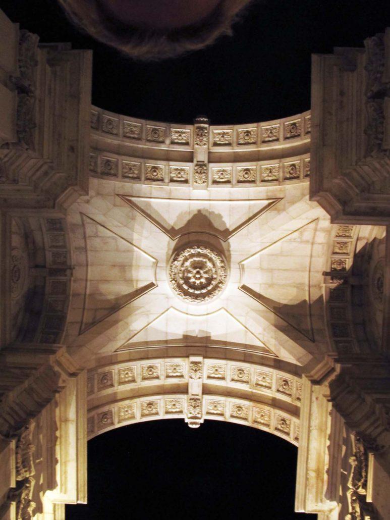 Rua Agusta Arch