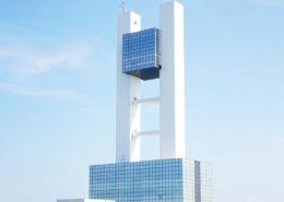 Hafentower von La Coruna