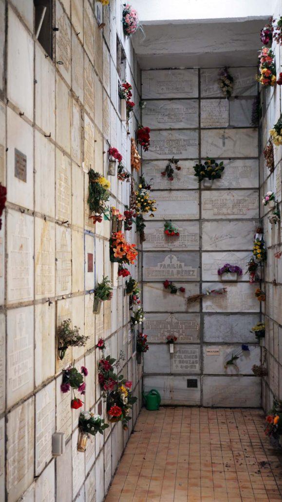 La Coruna - Friedhof