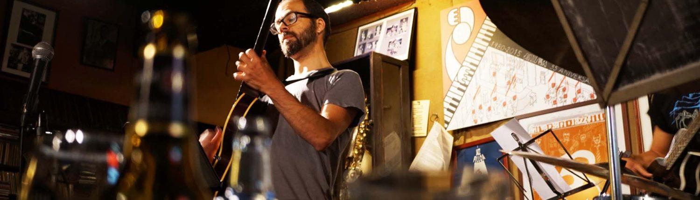 JazzBar in La Coruna