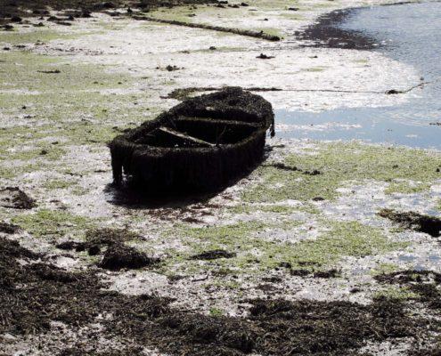 Vergessenes Schiff