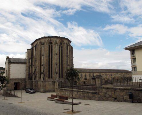 Kirche in Viveiro