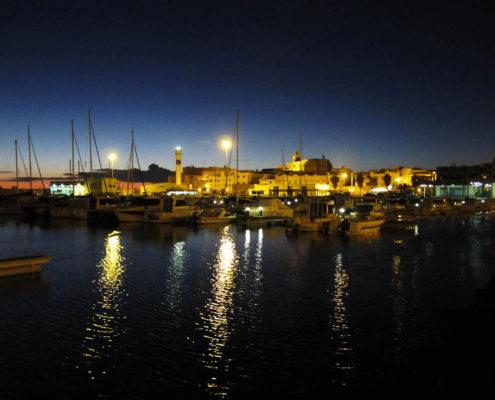 Rota Hafen