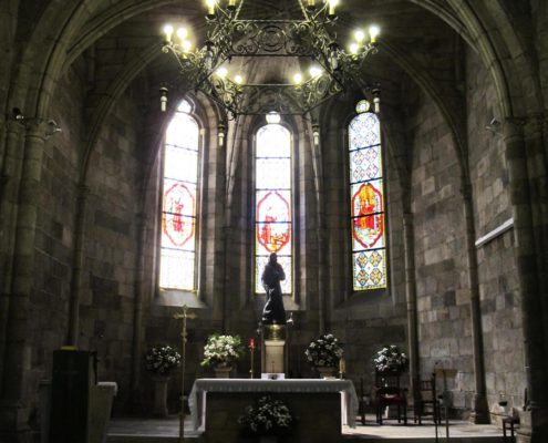 Private Kirchenführung