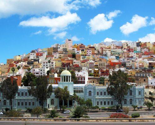 Universität in Las Palmas