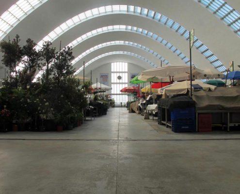 Markthalle von Leixos