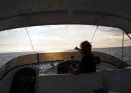 Schiffsüberführung navch Santander