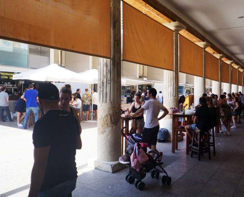 Markt von Cadiz