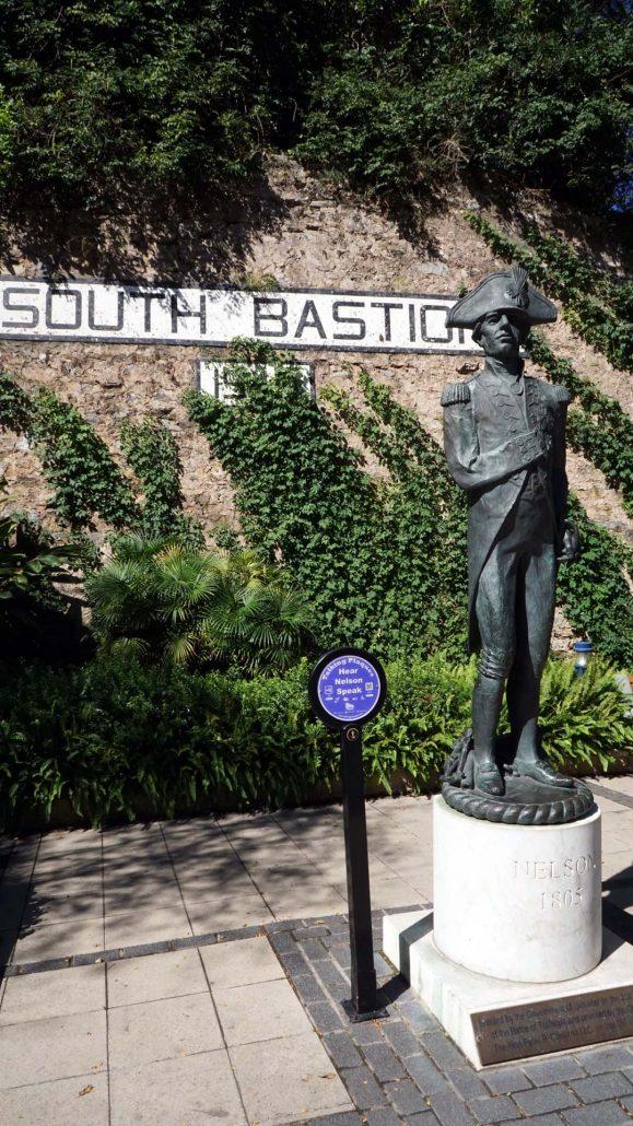 South Bastion
