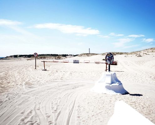 Cabo Trafalgar - Sinnlose Schranke