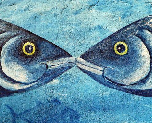 Sancti Petri - Street Art