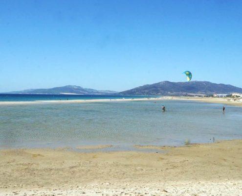 Tarifa - Blick in die Bucht