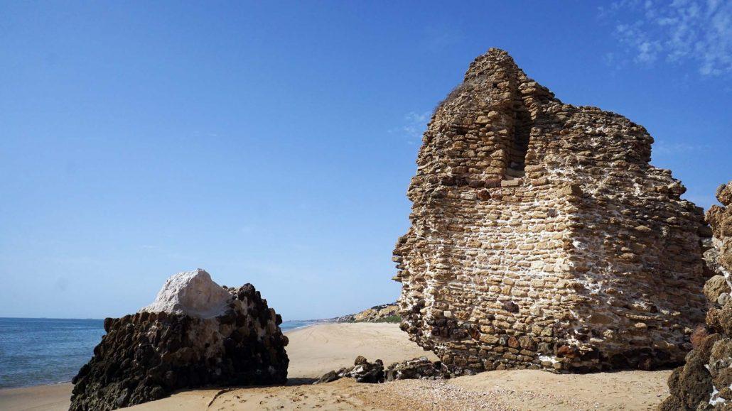 Mazagon - Strand an der Donana - Torre del Loro