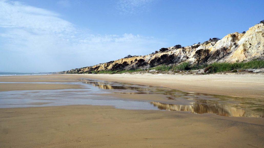 Mazagon - Strand an der Donana