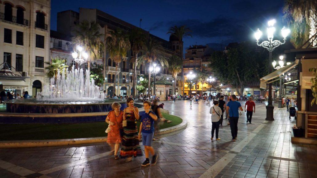 Huelva - Plaza las Monjas