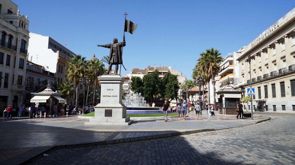 Huelva - Christobal Colon