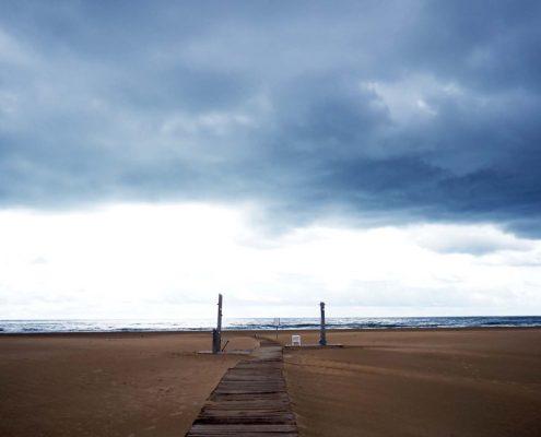 Punta Umbria - Schickes Licht - schicker Strand