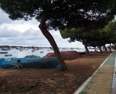 Punta Umbria - Alles für die Fischer