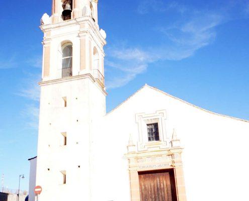 Ayamonte - Kirche auf dem Berg