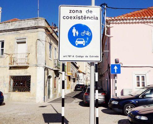 Was in Portugal alles Möglich ist :-)
