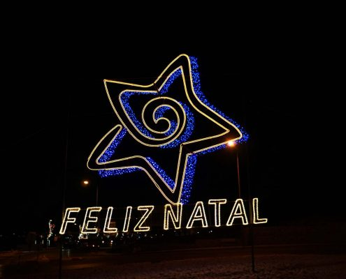 Seixal - Frohe Weihnacht
