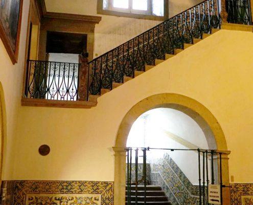 Faro - Kathedrale - Viele Türen