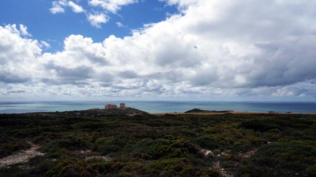Cabo Espichel - Abhörstation am Kap