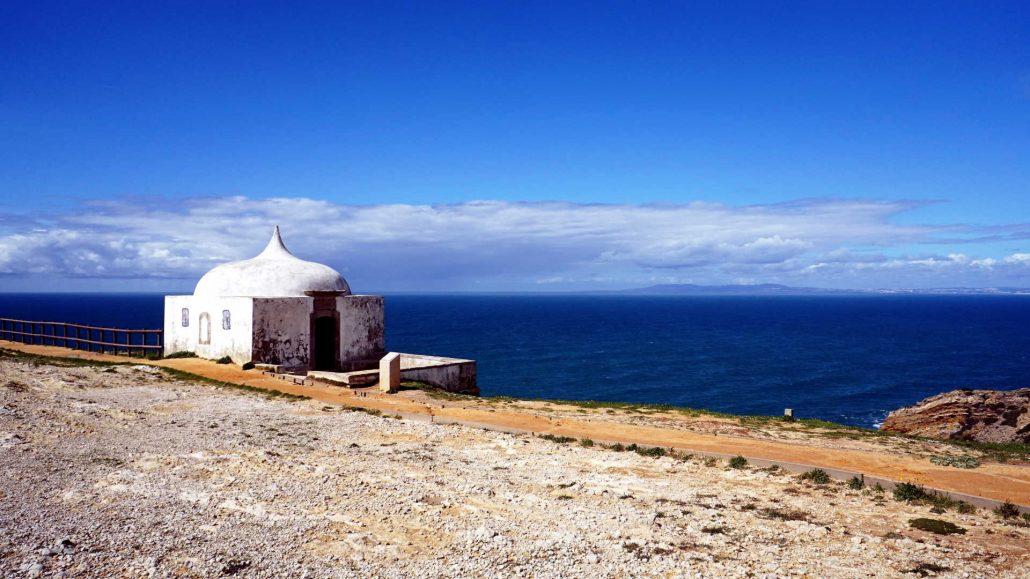 Cabo Espichel - Blick auf die Bucht