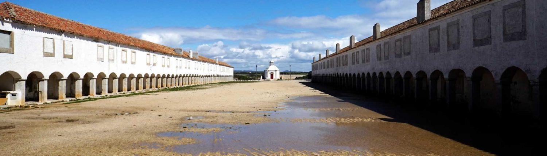 Cabo Espichel - Kirche am Kap