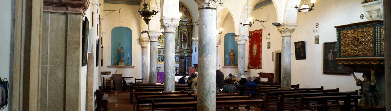 Alcanter con Sal - Kirche