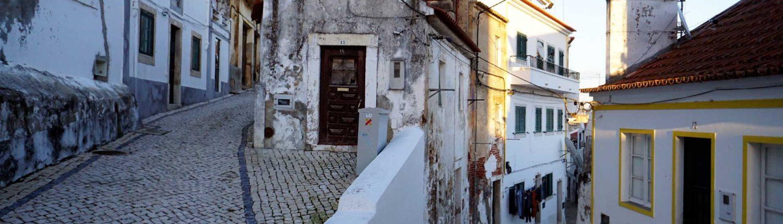 Alcanter con Sal - Altstadt