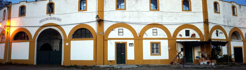 Evora - Arena - Weltkulturerbe