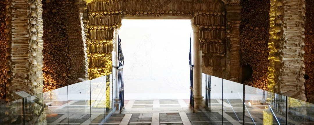 Evora - Knochensaal - Weltkulturerbe