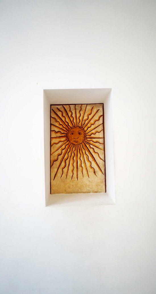 Evora - die Sonne geht auf - Weltkulturerbe