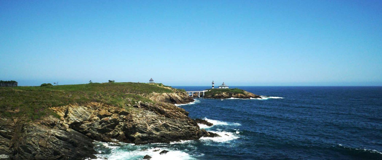 Ribadeo - Schöne Küste