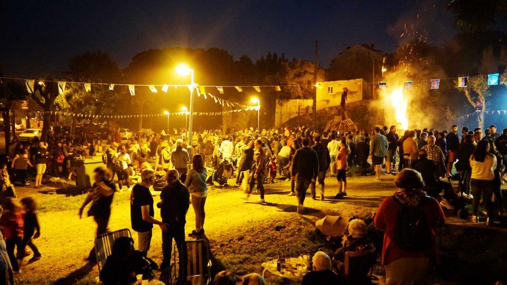 Ribadeo - Strassenfest