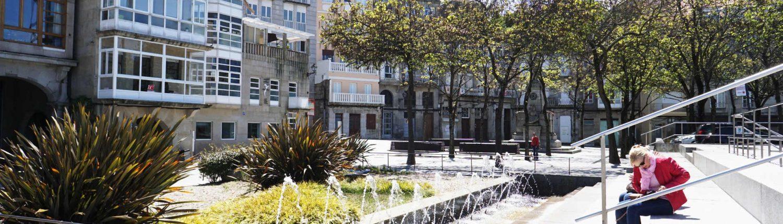 Vigo - Barrio de Berbes