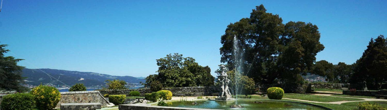 Vigo - Innenstadt - Hoch auf der Bastion - Park