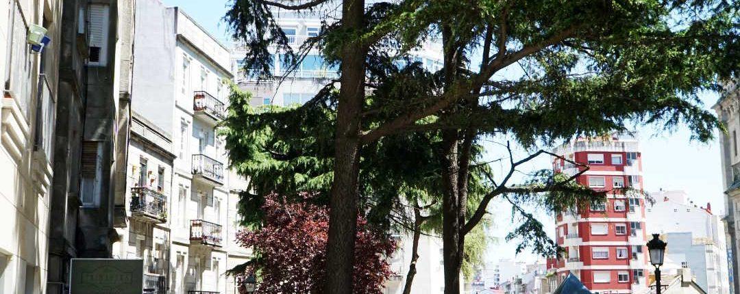 Vigo - Innenstadt - Eckkneipe