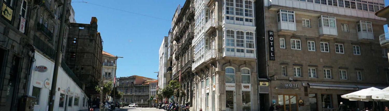 Vigo - Innenstadt
