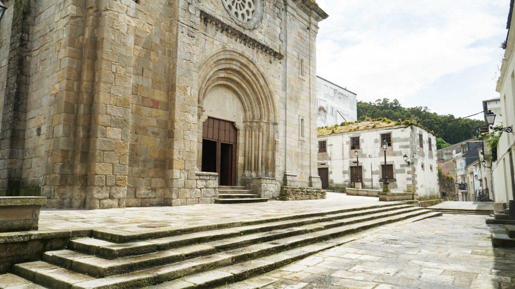 Viverio - Kirche hoch in der Altstadt
